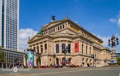 Alte Oper Frankfurt/M (Seppelche) Tags: frankfurtm alteoper architektur gebäude mainhattan
