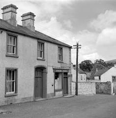 Adam Eve's Post Office, Bawnboy, Co. Cavan. (National Library of Ireland on The Commons) Tags: jamespo'dea o'deaphotographiccollection nationallibraryofireland adameves postoffice cocavan cavan ulster ireland bawnboy adam eves brady family familyhistory puntastic