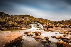 Allt Bail` a` Lhuilinn (Greig Reid) Tags: glenlyon scotland waterfall colour color landscape benlawers holiday lochtay
