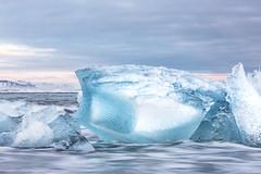 Ice Cubes @Jökulsárlón Ice Beach (Ben-ah) Tags: filter icebeach jökulsárlónicebeach iceland ice iceberg icecube beach glacier blacksand atlanticocean lake park rock vatnajökull national vatnajökullnationalpark longexposure