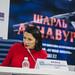 Шарль Азнавур пресс-конференция ТАСС (44)