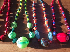 necklaces (Hayashina) Tags: necklace colours shadow