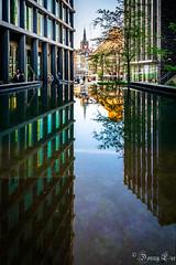 GA7A0621-1 (DWT Lee) Tags: kingscross st pancras reflection mirror landscape london