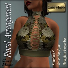 Loordes of London-The Floral Arrangement-#8 1 (loordesoflondon) Tags: my 60l secret sale 4717