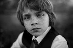 Middle Child ({jessica drossin}) Tags: child kid boy freckles jessicadrossin