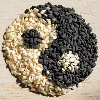 Seeds: Yin and Yang