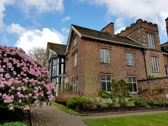 20170415_112324 (dkmcr) Tags: ruffordoldhall nationaltrust tudor heritage history lancashire daytrip attraction tourist rufford 15th april 2017 building landscape scenery