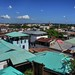 stone town roofs