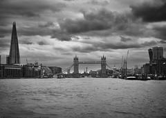 The Portwey turns before Tower Bridge (Rico Shay) Tags: portwey thethames thames riverthames london towerbridge lovephotography