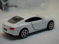 MAJORETE BENTLEY CONTINENTAL GT V8 S NO3 1/64 (ambassador84 OVER 7 MILLION VIEWS. :-)) Tags: majorette bentleycontinentalgtv8s diecast bentley