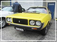 Renault 17 TS (v8dub) Tags: renault 17 ts schweiz suisse switzerland fribourg freiburg french otm pkw voiture car wagen worldcars auto automobile automotive youngtimer old oldtimer oldcar klassik classic collector