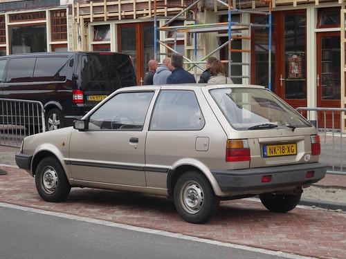 1985 Nissan Micra