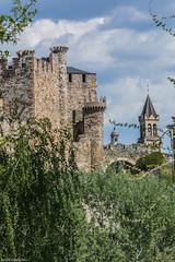 Ponferrada 170410_2 (susovilasanchez) Tags: ponferrada castillo templarios