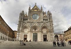 Il magnifico Duomo di Siena