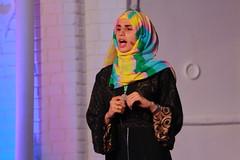 TEDxYouth@BabAlYemen speaker Wejdan Almatari talking about freedom (TEDxYouthBabAlYemen) Tags: ted tedx tedxevents tedxyouth tedxyouthbabalyemen