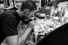 Precise craftsmanship! (Mahmood Salam) Tags: