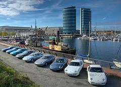 Chatham Maritime (Pagnobito) Tags: cars chatham maritime porsche 928