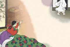 A tale of two sisters (jangyoung_) Tags: family beautiful kids children fun reading warm sister story together bedtime lovely oriental fam cultural illust picturebook jang jangyoung