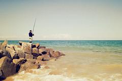 LDF - Visser @ Muneville sur Mer - zondag 3 augustus 2014 (GeertMania) Tags: landscape cards ldf moocard fotojg ldfblog 201408