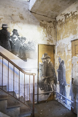Ghosts of Doctors past (Deb Felmey) Tags: newyork abandoned hospital liberty jr ellisisland hardhattour