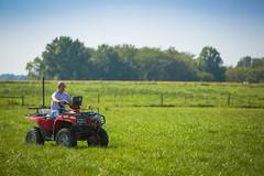 sonar atv reader_FSRC_0012 (CAFNR) Tags: grass bike technology reader grow sonic growth management research pasture atv hightech sonar livestock sensor forage manage cafnr