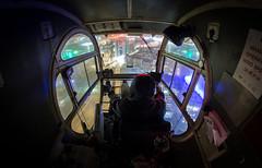 Cockpit kaleidoscope (dickytwentyone) Tags: crane urbanexploration londonskyline tresspass newprovidencewharf providencetower londonrooftop