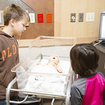 "<b>Nursing Simulation Lab Open House101114_0007</b><br/> Above: A photo from the open house held by the nursing department during the Luther College 2014 Homecoming Celebration. The open house featured new additions to the simulation lab. Photo by Zachary S. Stottler, Luther College '15.<a href=""http://farm4.static.flickr.com/3945/15346620387_0a6111e8d3_o.jpg"" title=""High res"">∝</a>"