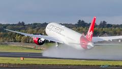 G-VNEW B787-9 Dreamliner Virgin Atlantic Airways (kw2p) Tags: canon boeing virginatlantic prestwickairport virginatlanticairways egpk canoneos7d kennywilliamson gvnew egpkpik kw2p b7879dreamliner cn40956218birthdaygirl