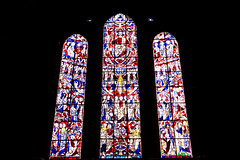 Dom St. Petri - Pfingstfenster - Bremen (Stefan_68) Tags: church window germany deutschland cathedral dom fenster kirche stainedglass stained vitrail bremen eglise churchwindow stpetri kirchenfenster bremerdom buntglasfenster pfingstfenster