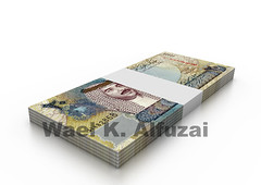 (Wael Alfuzai   ) Tags: money bank banking  banknote