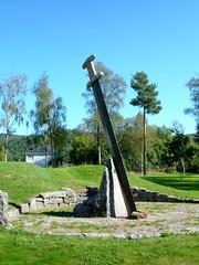 Snartemo Sword (robert55012) Tags: norway sword snartemo