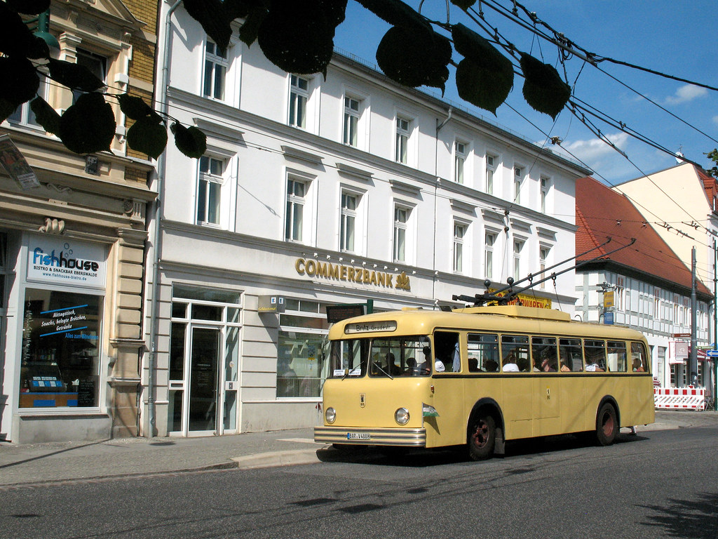The World S Best Photos Of Berlin And Trolleybus Flickr Hive Mind