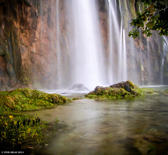 safe haven (Ivor.G) Tags: water waterfall heaven falls safe plitvice