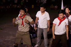 Scouting Activities 2014: Camp Fire Yells & Cheers (St. Francis Cainta) Tags: camping boy girl campfire scouts cheers rizal cheer yell yells scouting cainta calabarzon sfamsc stfranciscainta stfrancisofassisimontessorischoolofcainta