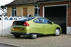 2002 Honda Insight (davocano) Tags: hybridcar hcar ld52euz