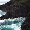 Subhanallah.. Nature at its best.. the columnar basalt occurs as lava flows & are connected to volcanic vents. #nature #nofilter #alamsemulajadi #jeju #seogwipo #jejuisland #korea #rain #jusangjeollidae #jusangjeollicliff #cliff (che' jue) Tags: cliff nature square volcano lofi squareformat jeju jejudo jusangjeollidae seogwipo jejuisland jusangjeolli iphoneography instagramapp