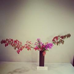 Fall Ikebana