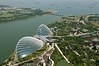 Gardens By The Bay From The Top Of Marina Bay Sands (a.rutherford1) Tags: city urban gardens digital hotel nikon singapore asia forsale casino futuristic touristattraction 5star outdoorart d300 republicofsingapore gardensbythebay marinabaysands tropicall modelnikond300 photosfromflickrgmailcom lens2470mmf2828 isospeedratings200 fnumberf4 exposuretime13200sec