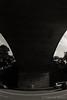 a state/moment of solitude (Takeshi Nishio) Tags: nikonf100 人物 白黒 fujiacros100 o56 ei100 フィルム 16mmfisheye tc14 ネガ spd1120deg65min filmno802