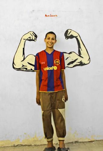 Abdou : The Strongest Boy In Old Cairo / عبدة : اقوي ولد في مصر القديمة