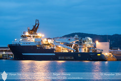 Olympic Zeus (Aviation & Maritime) Tags: norway offshore tug bergen supply olympiczeus ahts anchorhandling olympicshipping anchorhandlingtugsupply multipurposeoffshorevessel ahtug olympicoffshore