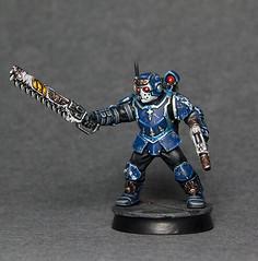 Imperial Scion (totempolestudio) Tags: guard imperial warhammer astra scions millitarum