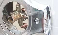three handle tub and shower valve to single 28 (plumberx1@gmail.com) Tags: water shower diy sink drink plumbing basement toilet drain drip valve faucet copper castiron bathtub dishwasher plumber garbagedisposal leak waterheater sewer washer flange pvc kitchensink plumbers houstontx thehomedepot copperpipe ptrap toiletflange claudetaylor toiletflapper