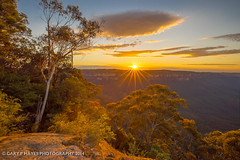 Sublime Morning (Gary Hayes) Tags: rescue point fire australia bluemountains valley helicopters sublime megalong