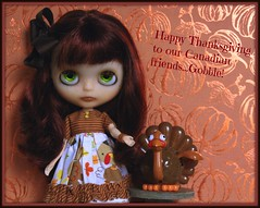 Blythe A Day October 13, 2014 Canadian Thanksgiving