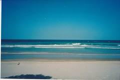 Beach (Jessicaaass) Tags: boy art abandoned film beach 35mm canon graffiti byron