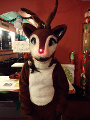 "Glowing-nose Rudolph • <a style=""font-size:0.8em;"" href=""http://www.flickr.com/photos/34843984@N07/15537255441/"" target=""_blank"">View on Flickr</a>"