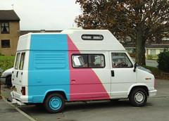 1991 FIAT DUCATO CAMPER (shagracer) Tags: home mobile automobile day fiat vehicle motor van camper motorhome dormobile dayvan ducato caravanette j733fgu