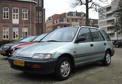 1989 Honda Civic Shuttle 1.5i GL Automatic (rvandermaar) Tags: honda wagon ed shuttle automatic civic 1989 ef ee ec gl hondacivic hondacivicshuttle hondashuttle sidecode4 xd31nh