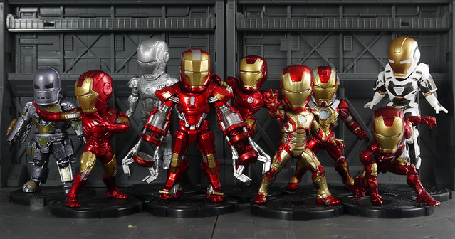 WCF IRON MAN